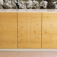 I'm a woodworker Credenza